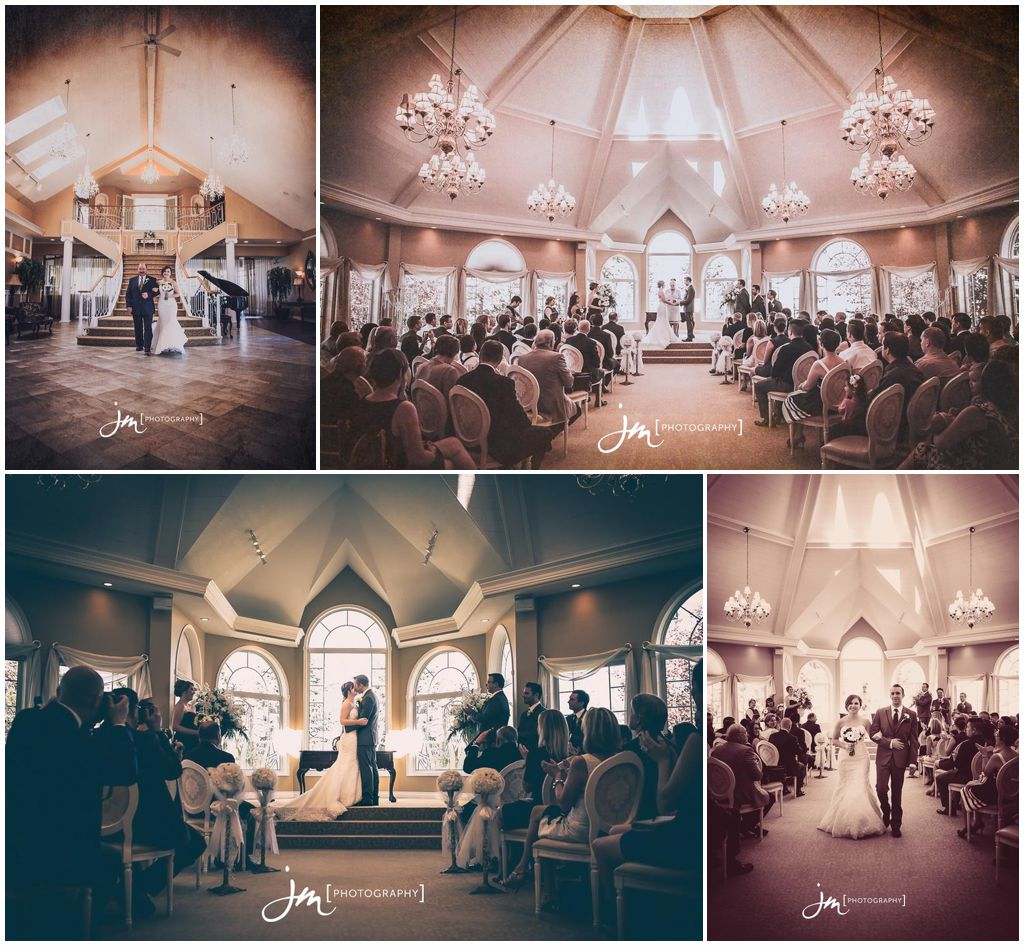 Studio Lighting Calgary: The Cook's Wedding At Calgary's Wedding Pavilion