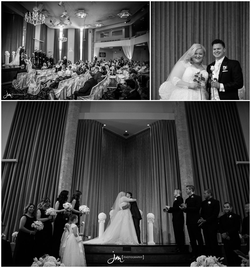 Wedding Slideshow: Perreault Reception Slideshow At Edmonton's Oasis Centre