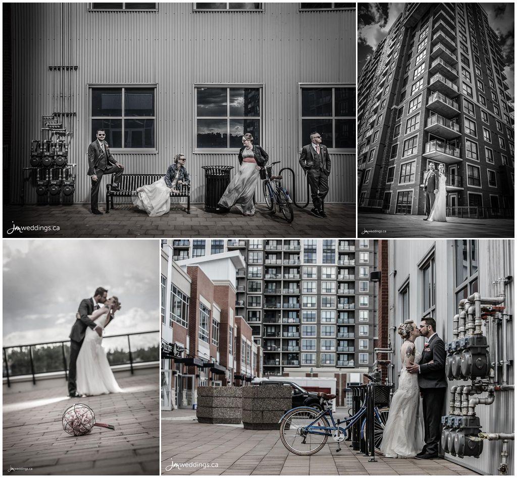 Calgary simple wedding