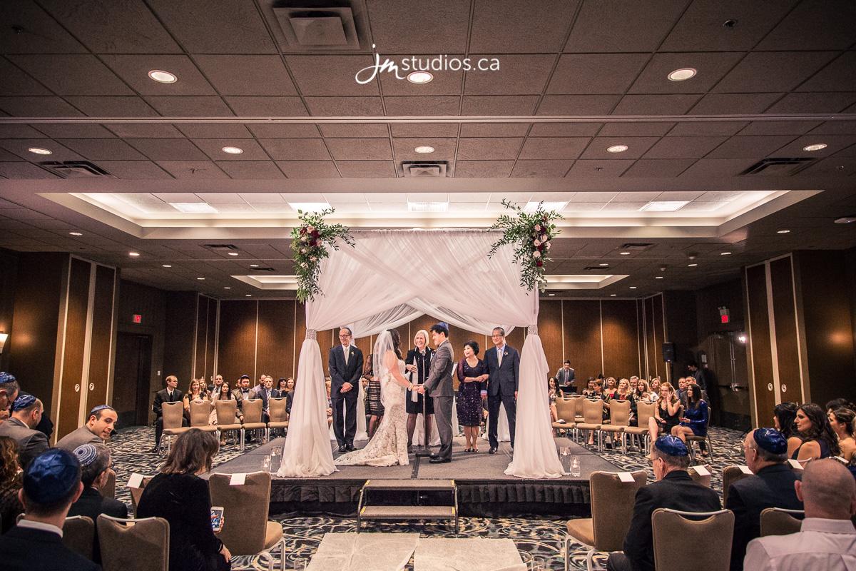 The Woos Wedding At Hotel Arts And St Patricks Island