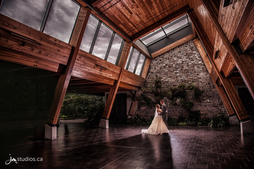 Jessica and Matthew's #Wedding at the Enmax Conservatory in the Calgary Zoo. Images by Calgary Wedding Photographers JM Photography © 2016 http://www.JMweddings.ca #JMweddings #JMstudios #JMevents #JMphotography #WeddingPhotography #WeddingPhotographers