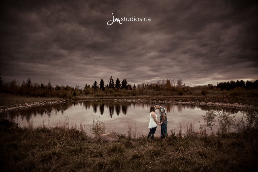 Carlyn and Sean's #Engagement Session at North Glenmore Park. Images by Calgary Engagement Photographers JM Photography © 2016 http://www.JMweddings.ca #JMweddings #JMstudios #JMphotography #EngagementPhotography #EngagementPhotos