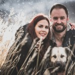 Heather and Andy's #Engagement Session on the North side of Nose Hill Park that backs onto the community of Macewan. #EngagementPhotos by Calgary Engagement Photographers JM Photography © 2018 http://www.JMstudios.ca #JMweddings #JMstudios #JMphotography #EngagementPhotography #EngagementPhotos #NoseHill #ExploreCalgary #Macewan