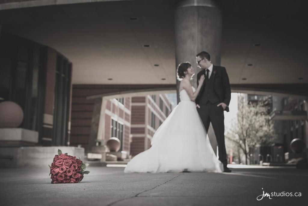 Mirrah and Jeff's #Wedding Formals on the SAIT Campus. Images by Calgary Wedding Photographers JM Photography © 2018 http://www.JMstudios.ca #JMweddings #JMstudios #JMevents #JMphotography #WeddingPhotography #WeddingPhotographers #MacKeegan2018 #SAIT #SAITwedding #YYCevents #HeritageHall #YYCweddings #SAITcampus
