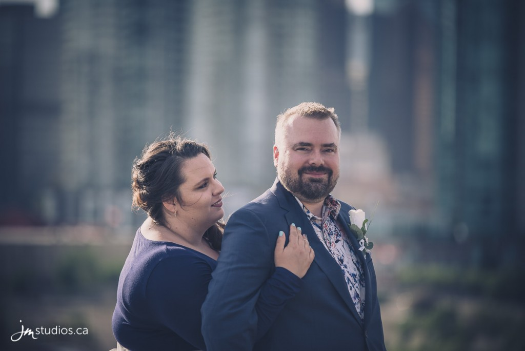 Jodey and Ryan #Wedding Formals at Scotsman Hill. Images by Calgary Wedding Photographers JM Photography © 2018 http://www.JMstudios.ca #JMweddings #JMstudios #JMevents #JMphotography #WeddingPhotography #WeddingPhotographers #YYCevents #YYCweddings #YYCliving #StrobePro #scottsmanhill #scottsmanshill #dogandduck #dogandduck