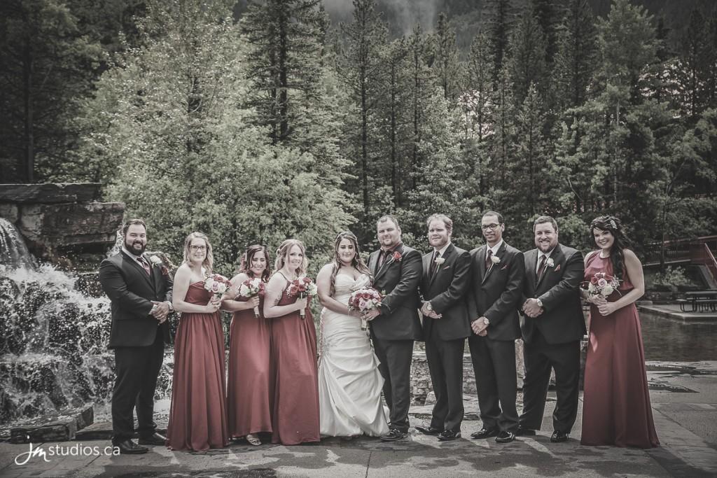 Rakhi and Sean's #Wedding. Rocky Mountain Weddings Images by JM Photography © 2018 http://www.JMstudios.ca #JMstudios #JMweddings #JMphotography #CalgaryWeddingPhotographer #CalgaryBride #DreamWedding #WeddingDay #CorrellWeddingBells #MountainWedding #MountainWeddings #MountainWeddingPhotographer #MountainWeddingPlanner #MountainBride #RockyMountainBride #RockyMountains #RockyMountain #KananaskisCountry #KananaskisWedding #Kananaskis #Rockies #Alberta #KananaskisMountainLodge