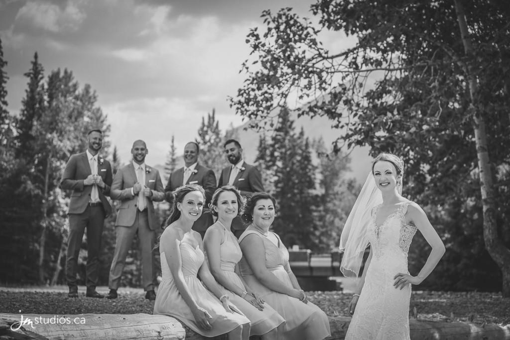 Alina and Justin's #Wedding. Images by Banff Wedding Photographers JM Photography © 2018 http://www.JMstudios.ca #JMstudios #JMweddings #JMphotography #J&AWeddingDay #MountainWedding #MountainWeddingPhotographer #MountainBride #RockyMountainBride #RockyMountains #MountainAdventures #MountainRomance #RockyMountainWedding #ExploreAlberta #ExploreCanada #DestinationWedding #BanffNationalPark #AdventureisOutThere #RoamThePlanet #ImagesofCanada #StayAndWander #StayWild #MountainGirls #EnjoyCanada #MountainLake #BanffWedding #BanffBride #BanffPhotographer #BanffPhotography #ExploreBanff