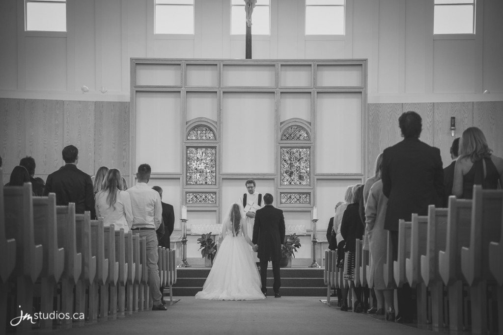 Kondratoff #Wedding at St Albert the Great Parish in Calgary by Calgary Wedding Photographers JM Photography © 2018 http://www.JMstudios.ca #JMstudios #JMweddings #JMphotography #CalgaryWeddingPhotographer #CalgaryWeddingPhotography #CalgaryWeddings #WeddingPhotography #CalgaryBride #WeddingDay #YYCphotographer #YYCWeddings #YYCEvents #StarWarsWedding #Lightsabers #RebelAlliance #StAlbertTheGreat #CatholicWedding #BurgerKing #RundleRuins #NorthGlenmorePark #CarriageHouse #CarriageHouseInn