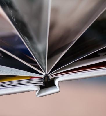 Matte Finish Pages