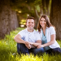 The Bauer's Share their Engagement Session Experience in Okotoks