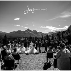 Matheson Reception Slideshow > Banff Wedding Photographer