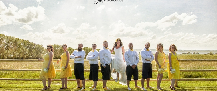 The Miller's Share their Wedding Experience with JM Photography