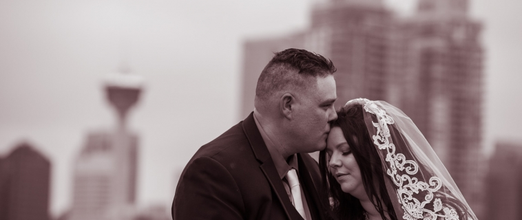 The Roussy's Share their Wedding Experience with JM Photography