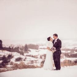 The Szarmes's Wedding at Calgary's Sirocco Golf Course