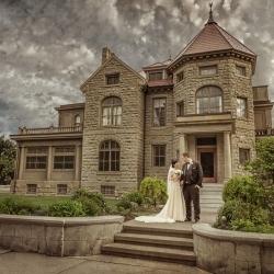 The Walton-Hutchison's Wedding at Calgary's Lougheed House