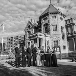 The Walton-Hutchison's Slideshow of their photos at Calgary's Lougheed House