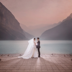 Protected: The Gargoum's Engagement Session at Lake Louise