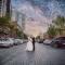 The Llewellyn's Wedding at Calgary's Hotel Arts