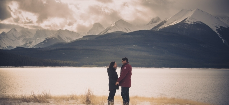 She said Absolutely! The Virani's Engagement created with Absolutely Proposals