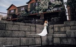 The Cordner-Anstey's Wedding at the Valley Ridge Golf Club