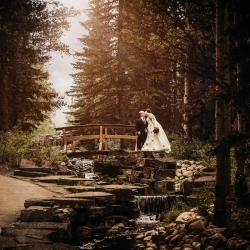 The Dornan's Mountain Wedding at the Pomeroy Kananaskis Mountain Lodge