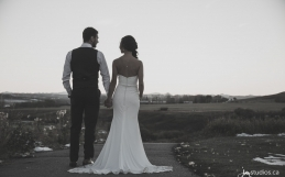 Radomski Same Day Slideshow of their Wedding at Sirocco Golf Course