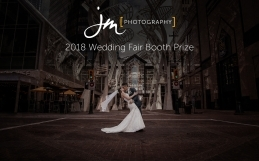 Calgary Wedding Fair 2018 Winner!