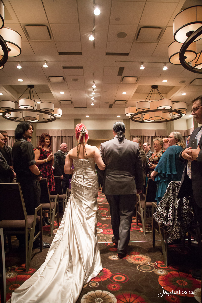 Kevin gunn wedding