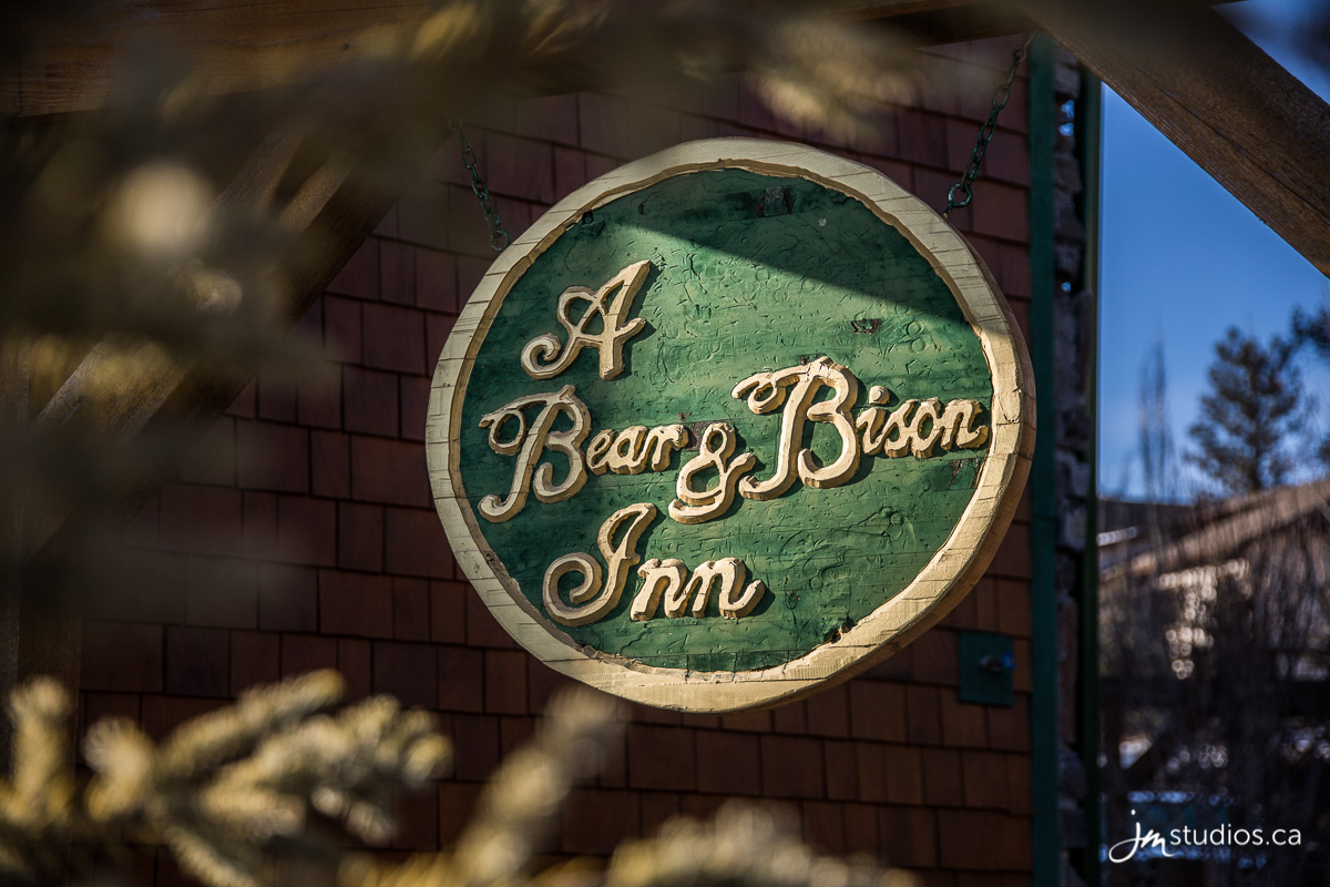 The Lindholm S Wedding At Bear And Bison Inn